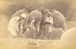 Kothee and Chudoo workers, potters of Ahmadabad